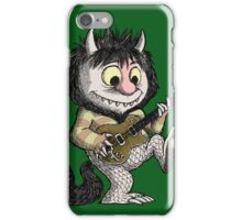 Rockin' Wild Thing iPhone Case/Skin