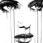 face study #12 by Loui  Jover