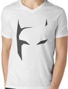 Gotham Knight Mens V-Neck T-Shirt