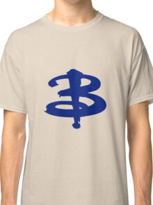 Buffy The Vampire Slayer 'B' v4.0 Classic T-Shirt