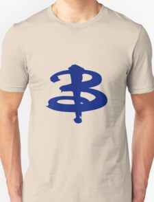 Buffy The Vampire Slayer 'B' v4.0 Unisex T-Shirt