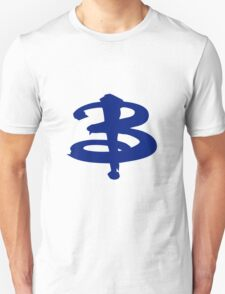 Buffy The Vampire Slayer 'B' v4.0 T-Shirt