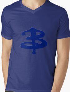Buffy The Vampire Slayer 'B' v4.0 Mens V-Neck T-Shirt