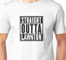 Straight Outta Lawnton T-Shirt