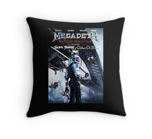 Dystopia World Tour Throw Pillow