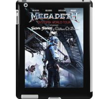 Dystopia World Tour iPad Case/Skin