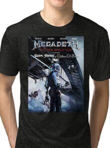 Dystopia World Tour Tri-blend T-Shirt