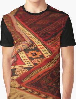 Persian Carpet Graphic T-Shirt