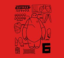System Baymax Unisex T-Shirt