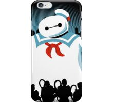 Baypuft Baymax vs The Ghostbusters iPhone Case/Skin