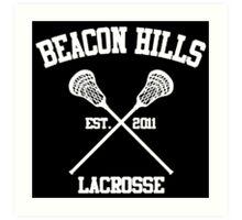 Beacon Hills Art Print