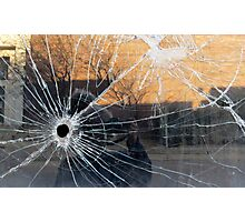 Cracked Up Photographic Print