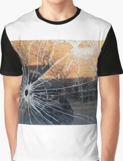 Cracked Up Graphic T-Shirt