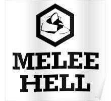 Melee Hell Poster