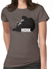 Thelonious Monk Womens Fitted T-Shirt