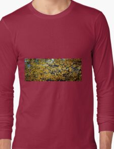 Branches and Leaves Long Sleeve T-Shirt