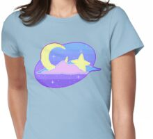celeste Womens Fitted T-Shirt
