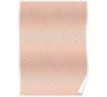 Peach Texture Poster