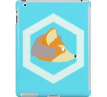Fox McCloud Head iPad Case/Skin