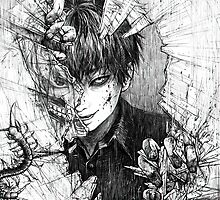 Kaneki Ken, Tokyo Ghoul by DVIII