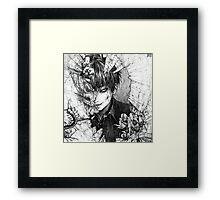 Kaneki Ken, Tokyo Ghoul Framed Print
