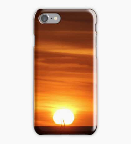 Sunset #13 iPhone Case/Skin