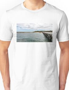Point Lonsdale Panorama Unisex T-Shirt