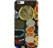 Colorful Spices iPhone Case/Skin