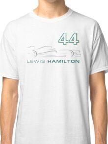 F1 - Lewis Hamilton 44 Classic T-Shirt