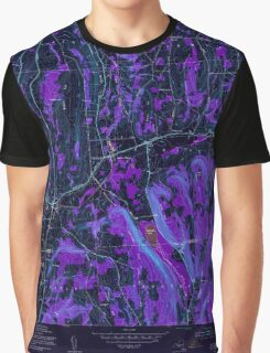 New York NY Tully 139399 1943 24000 Inverted Graphic T-Shirt