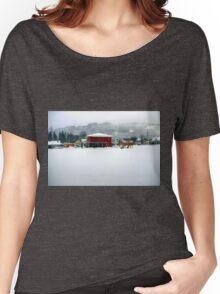 Bludenz (Vorarlberg, Austria) Women's Relaxed Fit T-Shirt