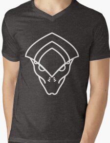 Mass Effect - Javik (White) Mens V-Neck T-Shirt
