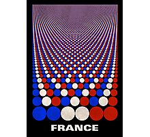 FRANCE Photographic Print