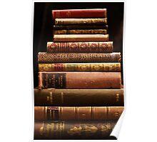 Rare antique books Poster