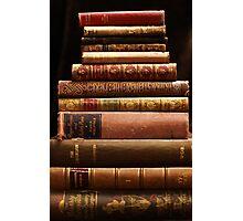 Rare antique books Photographic Print