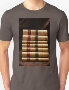 Stack of antique books T-Shirt