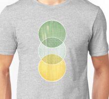 3 Circles Unisex T-Shirt