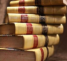 Antique books with a twist by JacquiHall