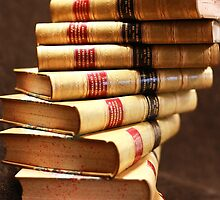 The beauty of books by JacquiHall