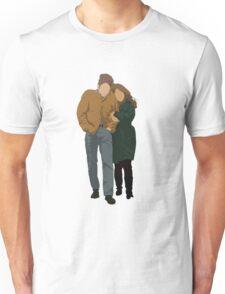 Minimalist Freewheelin' Bob Dylan Unisex T-Shirt