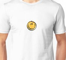 Happy Smiley Face Unisex T-Shirt