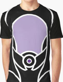 Mass Effect - Tali'Zorah (White) Graphic T-Shirt
