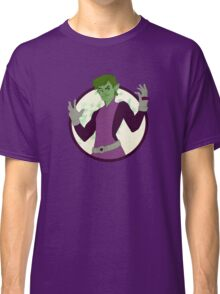 Teen Titans Beast Boy Classic T-Shirt