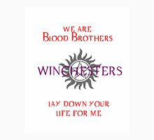 Winchesters - Blood Brothers Unisex T-Shirt