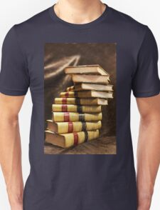 The beauty that is antique books Unisex T-Shirt