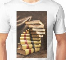 The beauty that is antique books Unisex T-Shirt