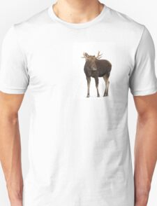 Moose in winter T-Shirt