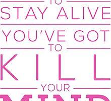 Twenty One Pilots - Stay Alive by SimonBeauvoir