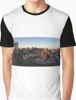 New York, NY USA 7:55 pm May 2015  Graphic T-Shirt