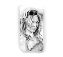 Kylie Minogue 2016 - Pop Princess! (black/white) Samsung Galaxy Case/Skin